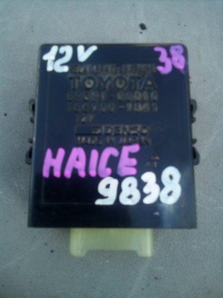Реле Toyota Hiace LH178 5L 2004