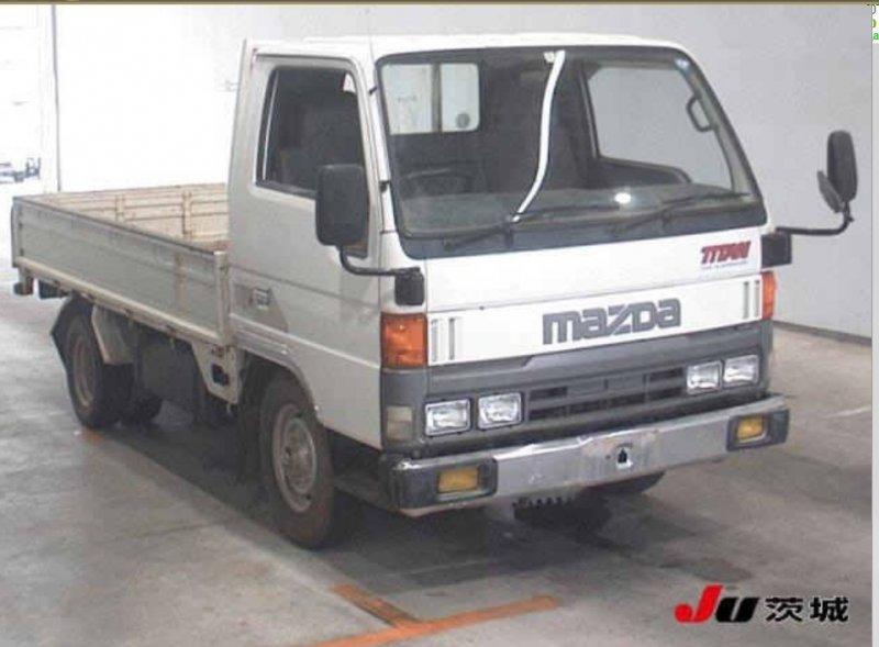 Двигатель Mazda Titan WGSAT VS 1996