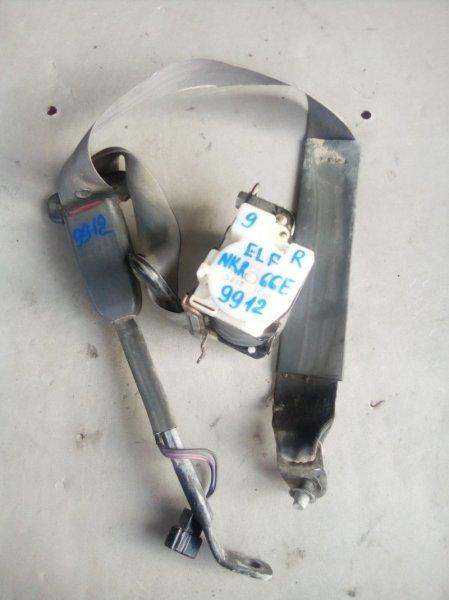 Ремень безопасности Isuzu Elf NKR66E 4HF1 2001 правый