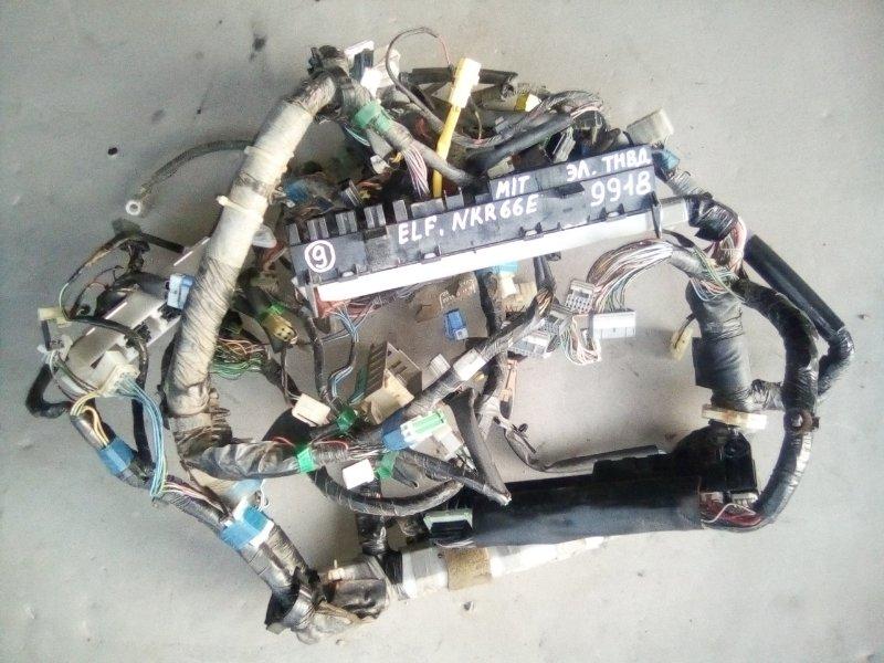 Проводка кабины Isuzu Elf NKR66E 4HF1 2001