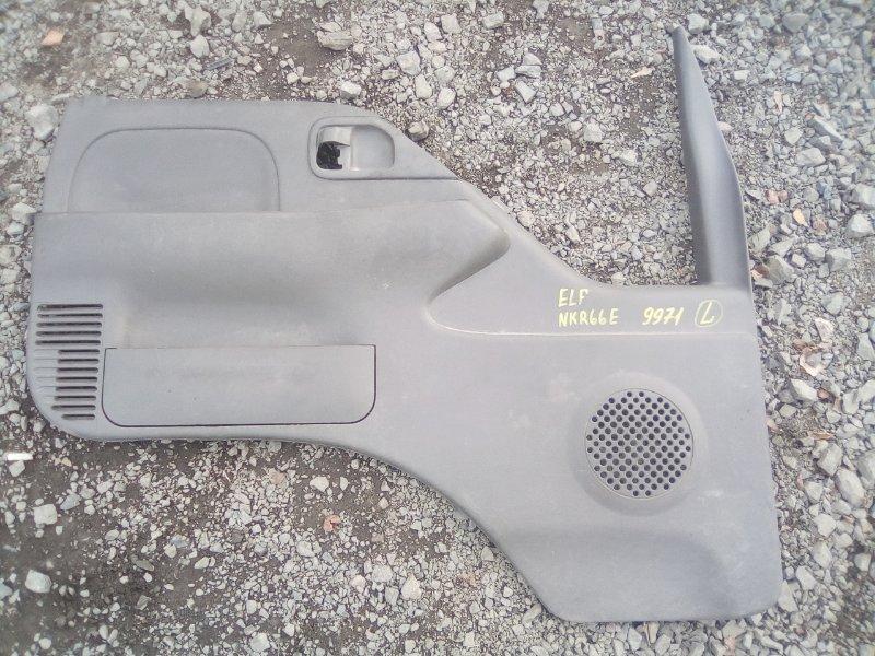 Обшивка двери Isuzu Elf NKR66E 4HF1 левая