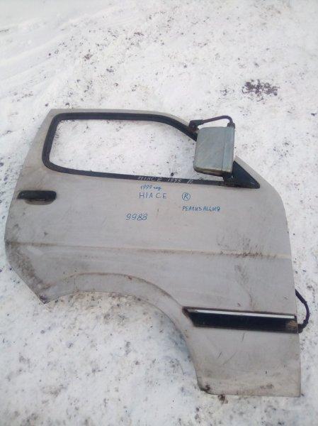 Дверь Toyota Hiace 1999 правая