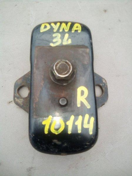 Подушка двигателя Toyota Dyna 3L правая