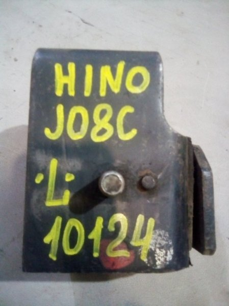 Подушка двигателя Hino Ranger J08C левая