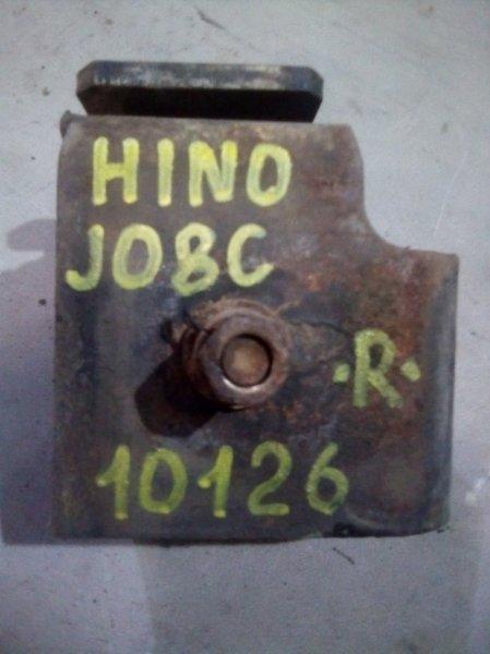 Подушка двигателя Hino Ranger J08C правая