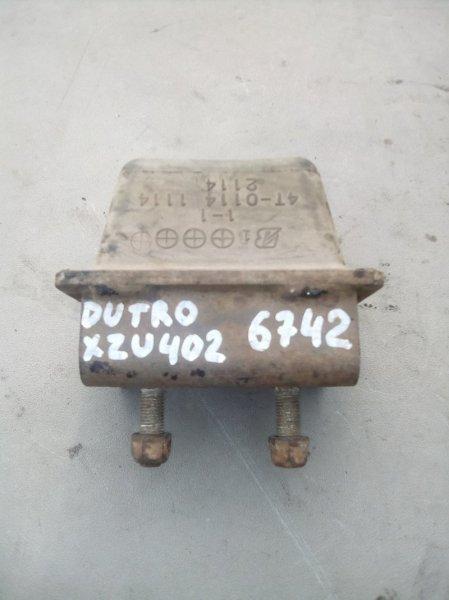 Отбойник моста Hino Dutro XZU402 S05C 2003 задний
