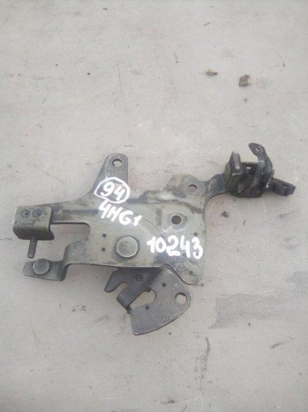 Механизм крепления тросика газа Isuzu Elf NKR71G 4HG1 1997