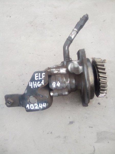 Насос гур (гидроусилитель) Isuzu Elf NKR71G 4HG1 1997