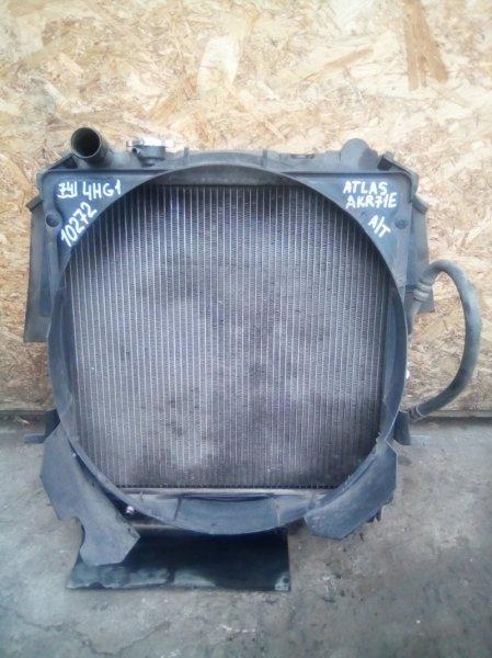 Радиатор Nissan Atlas AKR71E 4HG1 2002
