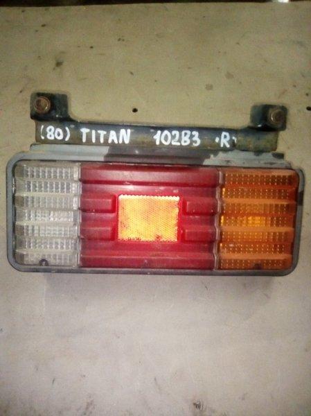 Стоп сигнал Mazda Titan WG3AT 4HF1 1996 задний правый