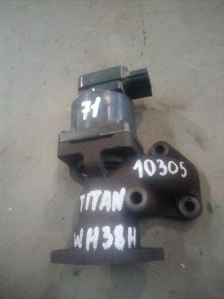 Клапан egr Mazda Titan WH38H 4HF1 2001