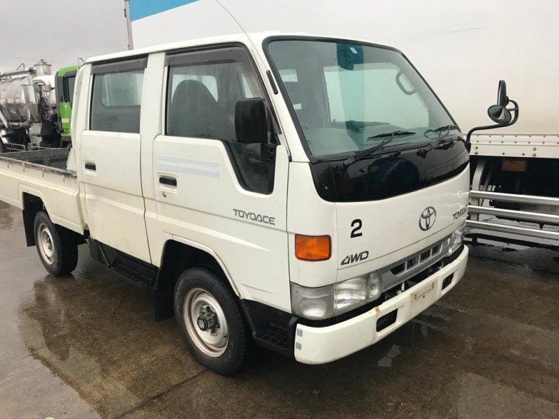 Двигатель Toyota Toyoace LY161 3L 1998