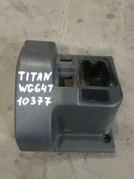 Консоль Mazda Titan WG64T 4HG1