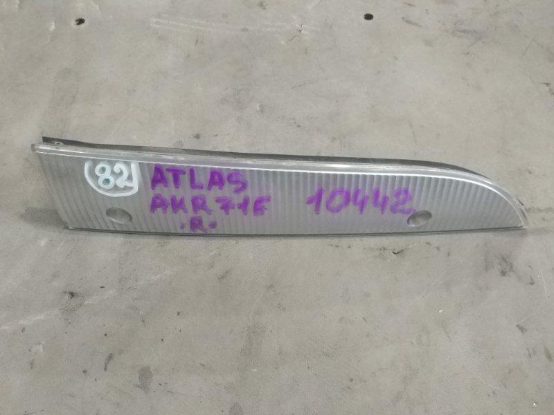 Ресничка Nissan Atlas AKR71E 4HG1 1996 правая