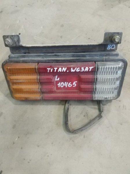 Стоп сигнал Mazda Titan WG3AT 4HF1 1996 левый