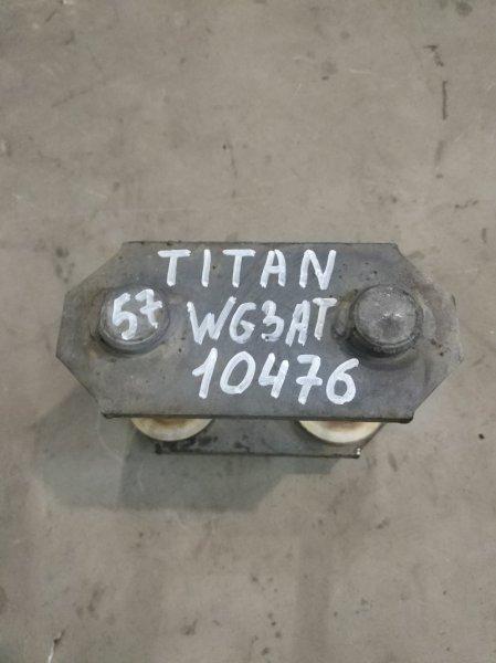 Серьга рессорная Mazda Titan WG3AT 4HF1 2000 передняя
