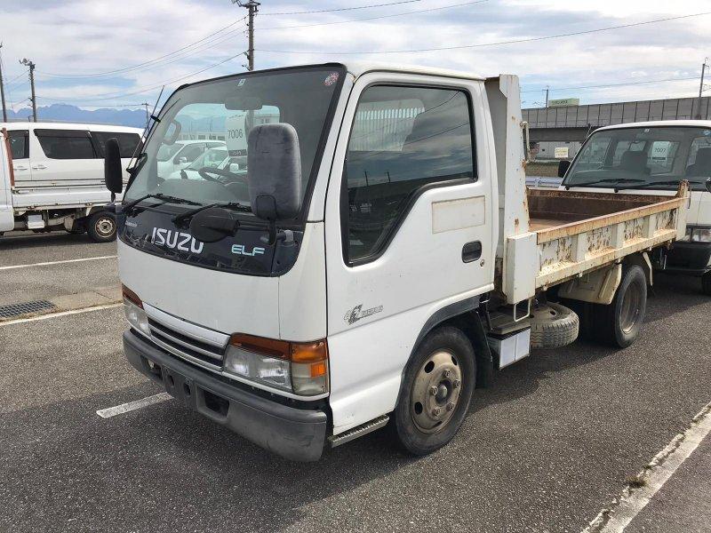 Двигатель Isuzu Elf NKR66E 4HF1 2001
