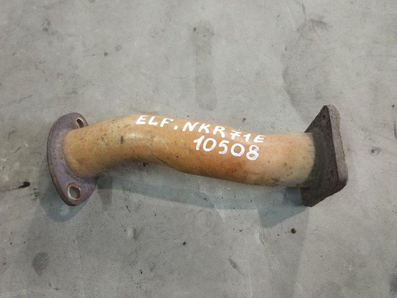 Труба глушителя Isuzu Elf NKR71E 4HG1
