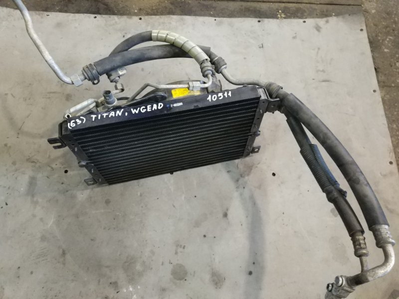 Радиатор кондиционера Mazda Titan WGEAD TF 1996