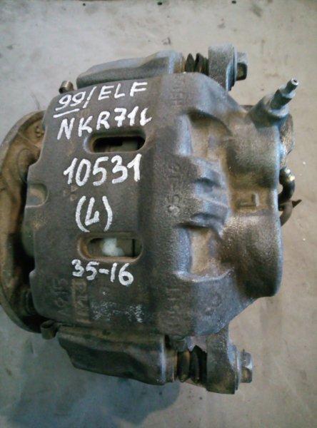 Тормозной суппорт Isuzu Elf NKR71L 4HG1 2001 левый