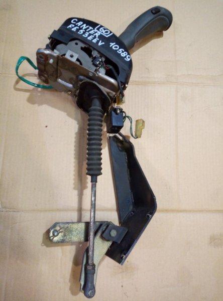 Селектор кпп Mitsubishi Canter FE53EEV 4M51 2002
