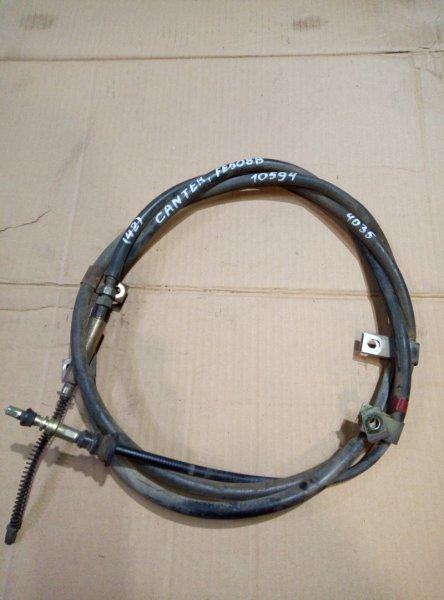 Трос ручника Mitsubishi Canter FE508B 4D35 1995
