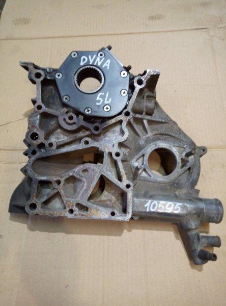 Лобовина двигателя Toyota Dyna 5L
