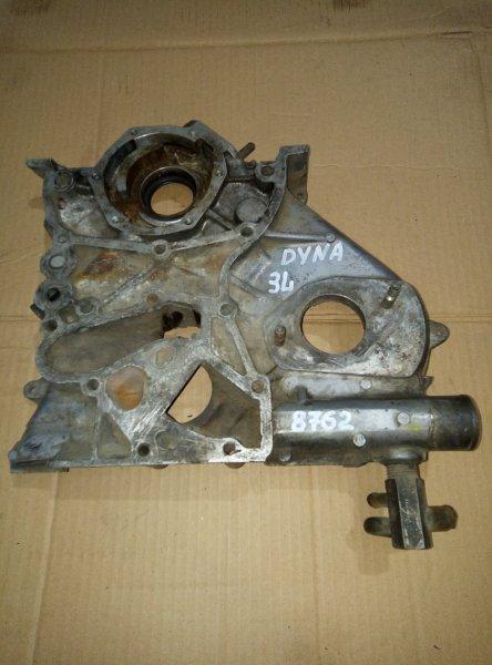 Лобовина двигателя Toyota Dyna 3L