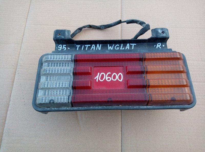 Стоп сигнал Mazda Titan WGLAT SL 1994 правый
