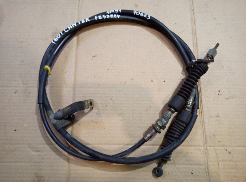 Трос переключения акпп Mitsubishi Canter FE53EEV 4M51 2002