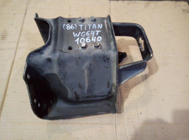 Крепление запаски Mazda Titan WG64T 4HG1 1998