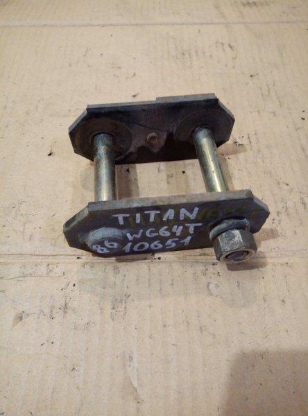 Серьга рессорная Mazda Titan WG64T 4HG1 1998 задняя