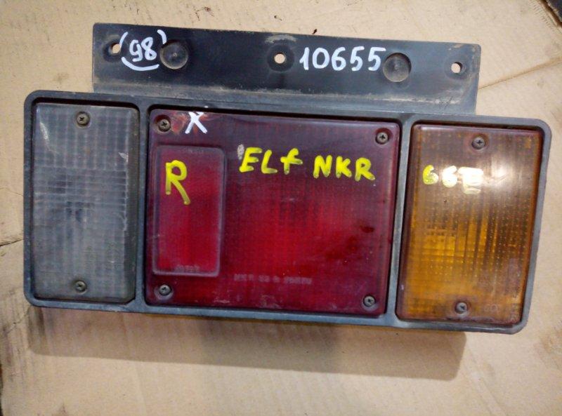 Стоп сигнал Isuzu Elf NKR66E 4HF1 2001 правый