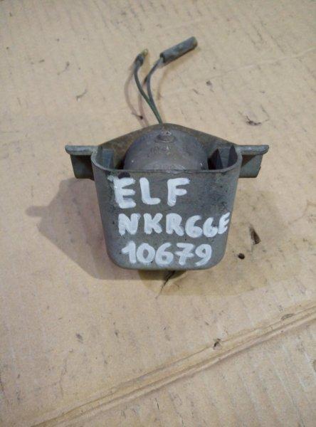 Подсветка номера Isuzu Elf NKR66E 4HF1 2001