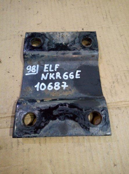Опора рессоры Isuzu Elf NKR66E 4HF1 2001 задняя
