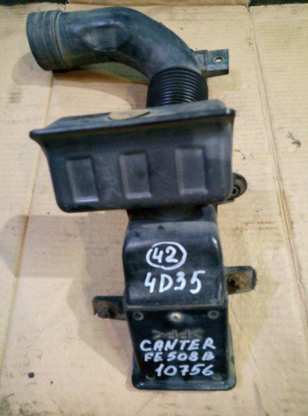 Патрубок воздухозаборника Mitsubishi Canter FE508B 4D35 1995