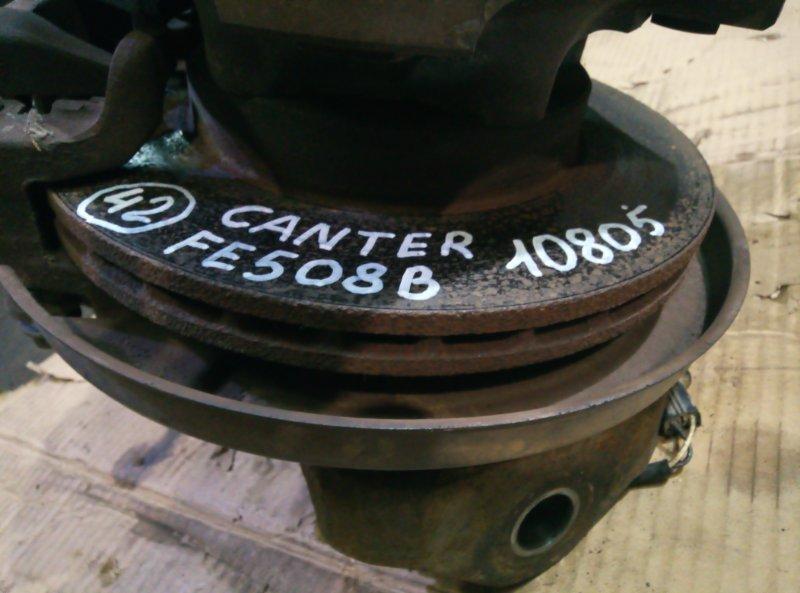 Тормозной диск Mitsubishi Canter FE508B 4D35 1995