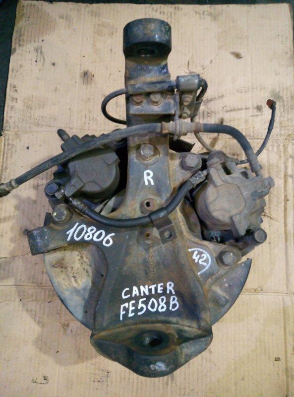 Поворотный кулак Mitsubishi Canter FE508B 4D35 1995 правый