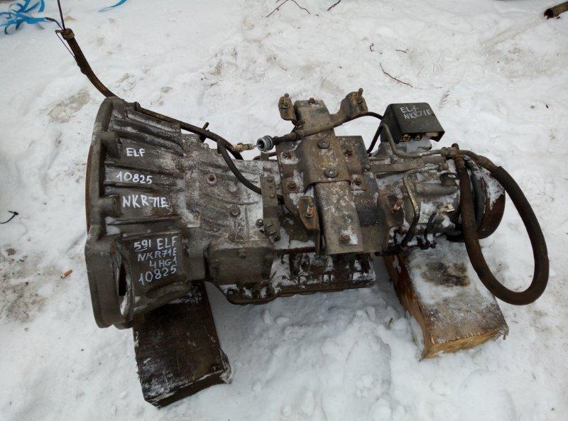 Акпп Isuzu Elf NKR71E 4HG1 2000