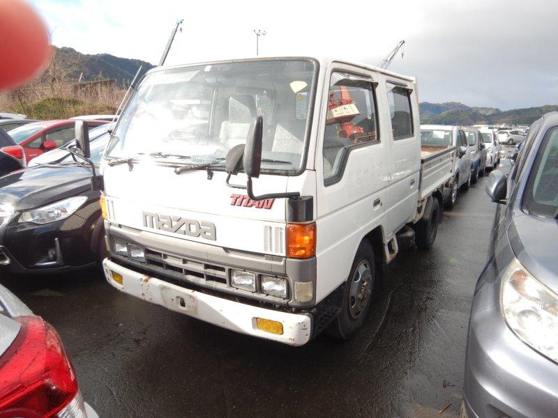 Кабина, по запчастям Mazda Titan WGEAT TF 1996