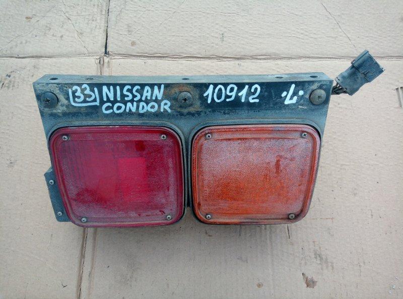Стоп сигнал Nissan Condor MK36A J07E 2006 левый