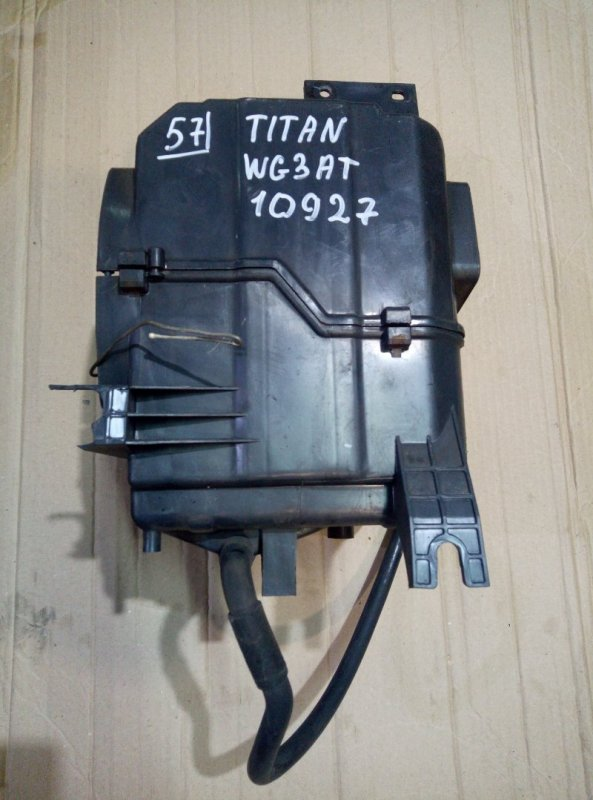 Корпус кондиционера Mazda Titan WG3AT 4HF1 2000