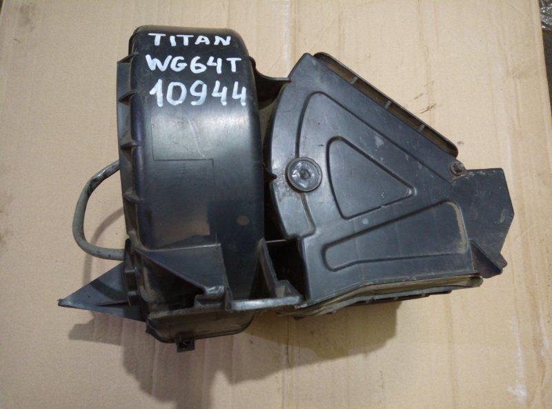 Улитка печки Mazda Titan WG64T 4HG1