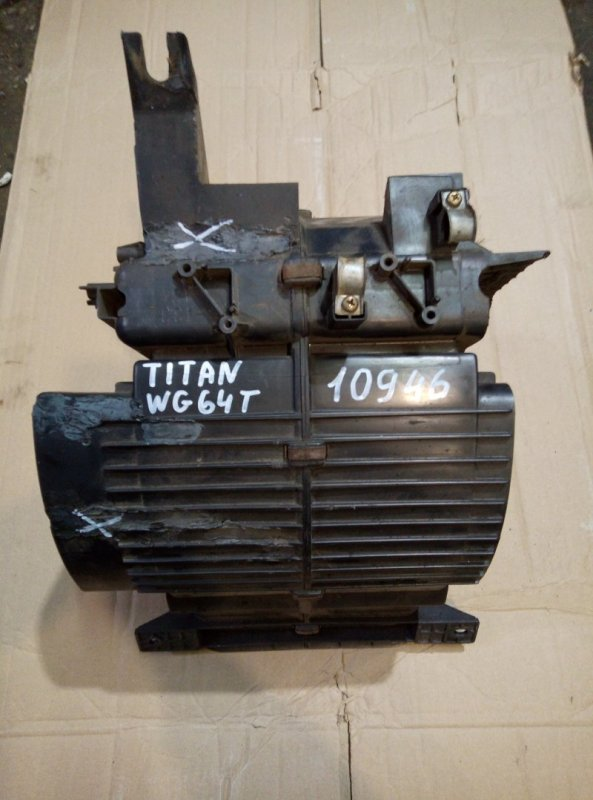 Корпус печки Mazda Titan WG64T 4HG1