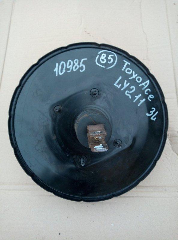 Вакуумный усилитель тормоза Toyota Toyoace LY211 3L 1995