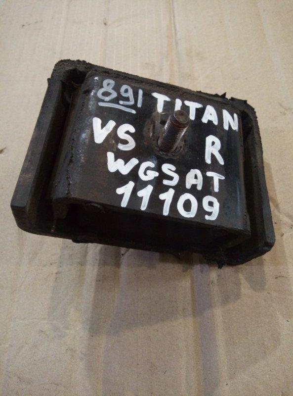 Подушка двигателя Mazda Titan WGSAT VS 1997 правая