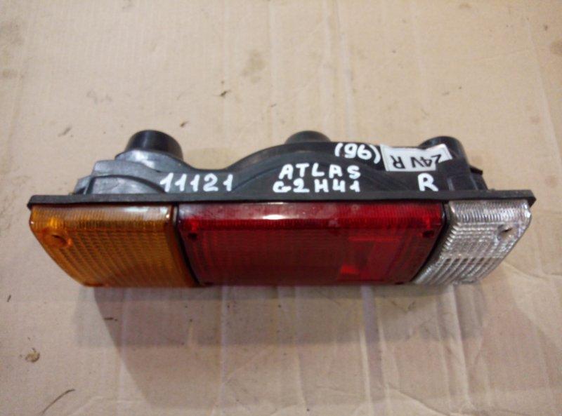 Стоп сигнал Nissan Atlas G2H41 FD42 1992 правый