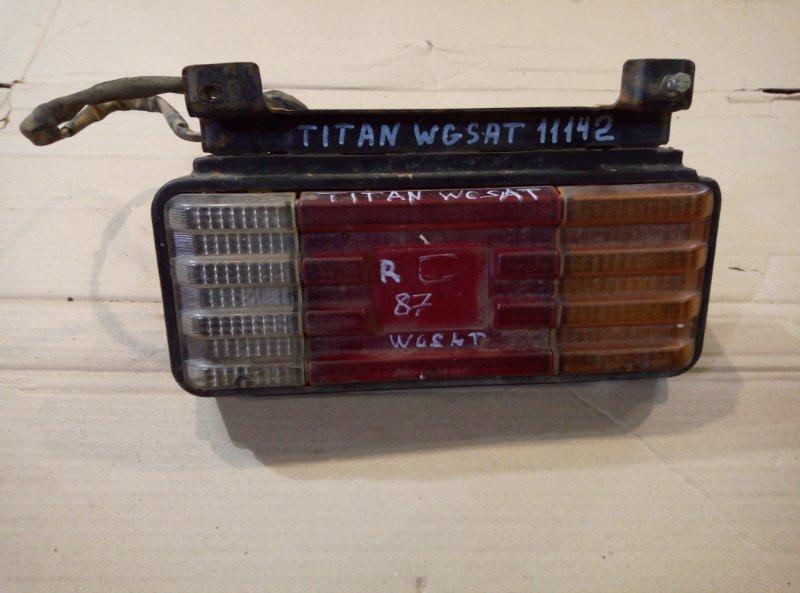 Стоп сигнал Mazda Titan WGSAT VS 1996 правый