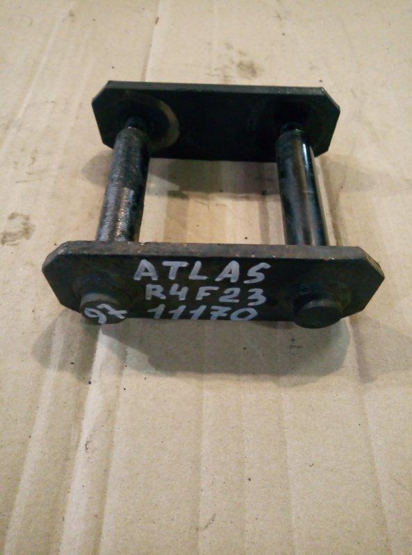Серьга рессорная Nissan Atlas R4F23 QD32 2000 задняя