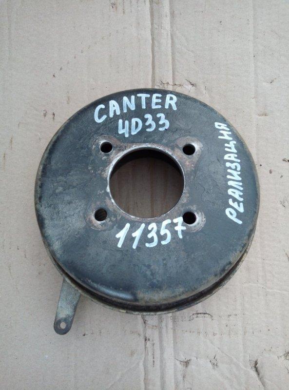 Механизм стояночного тормоза Mitsubishi Canter 4D32
